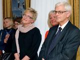 Renginio organizatorių nuotr./Finansų ministrė Ingrida Šimonytė ir Norvegijos ambasadorius Lietuvoje Leifas Arne Ullandas