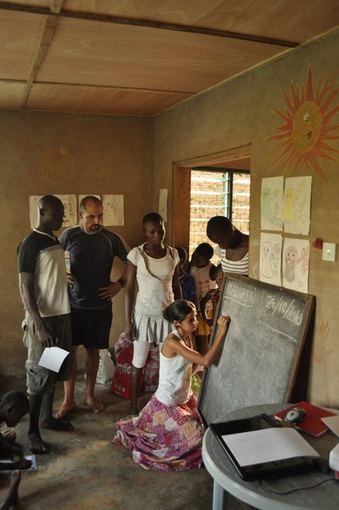 M.Vadiaio nuotr./Savanorystė Ganoje