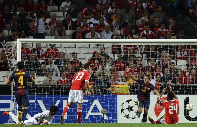 AFP/Scanpix nuotr./Rungtynės Lisabonoje