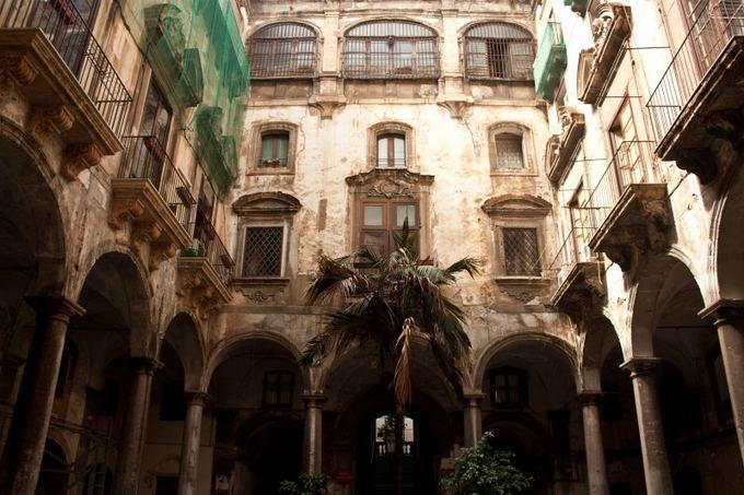 D. Smagurauskaitės nuotr./Hotelis Palerme