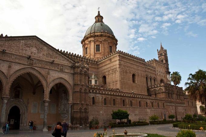 D. Smagurauskaitės nuotr./Palermo katedra