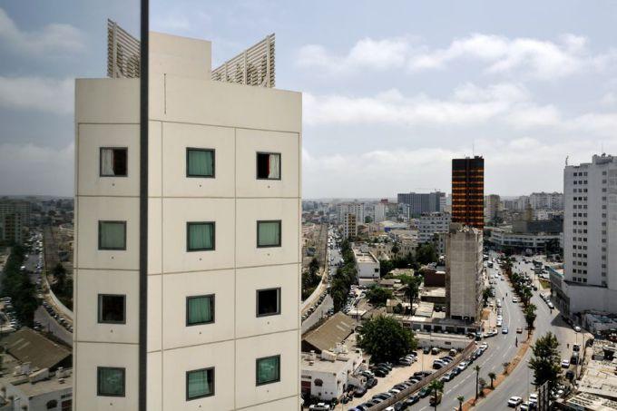 123rf.com nuotr./Kasablankos dangoraižiai