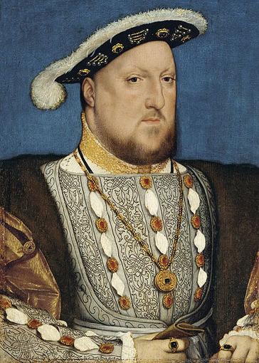 Hanso Holbeino jaunesniojo tapytas portretas/Karalius Henrikas VIII