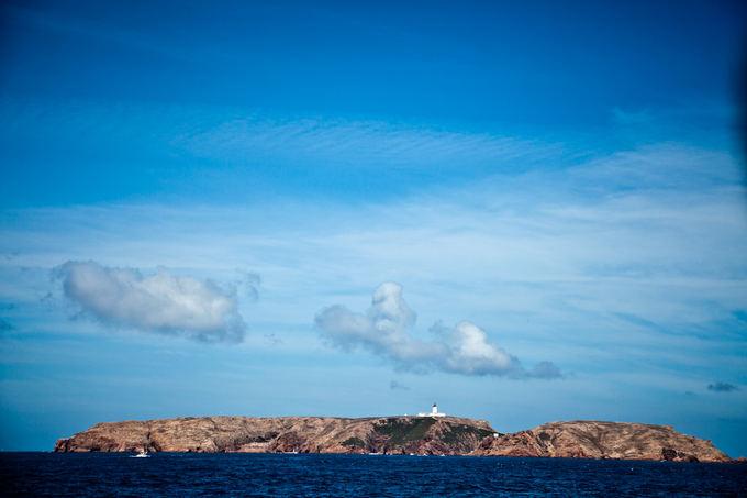 B. Tilmantaitės nuotr./Pakeliui ia Peniche į Berlengos salą