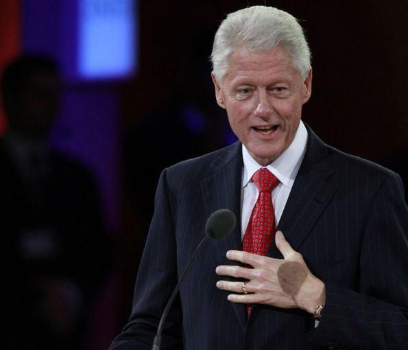 Scanpix nuotr./Bilas Clintonas