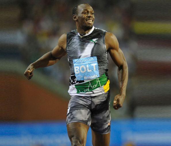 Scanpix nuotr./Usainas Boltas
