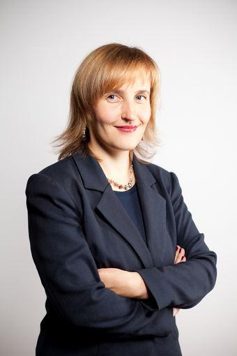 Archyvo nuotr./VU Tarptautinio verslo mokyklos (TVM) Karjeros centro vadovė Danutė Butkienė