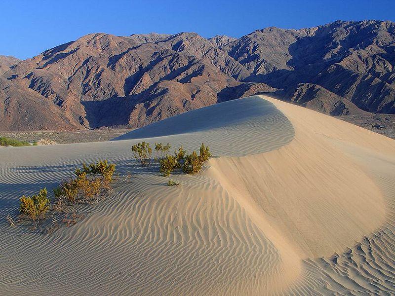 Mirties slėnis Kalifornijoje (JAV)