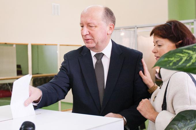 BFl/Tomo Lukaio nuotr./Prime Minister Andrius Kubilius