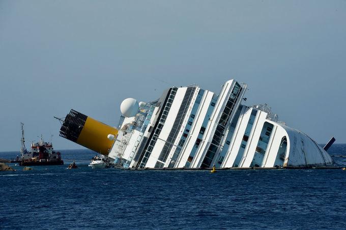 Scanpix / Postimees.ee/Costa Concordia
