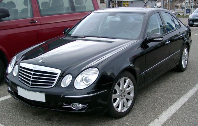 Wikipedia.org nuotr./Mercedes-Benz E