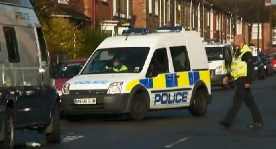 Policija tiria Peterborough mieste įvykdytą nusikaltimą.
