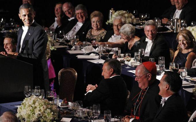 Reuters/Scanpix nuotr./Vakarienės akimirkos