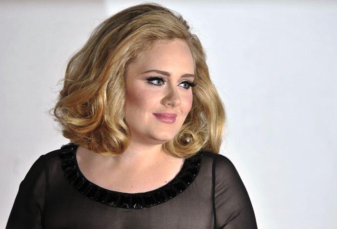 AFP/Scanpix nuotr./Adele