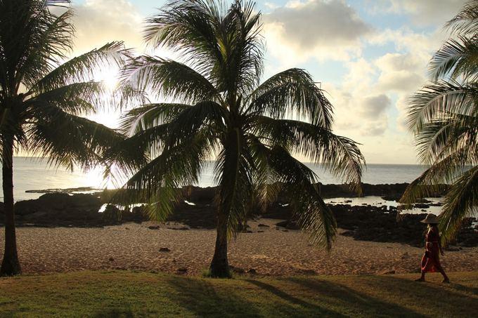 Karolio ir Evelinos nuotr./Havajai - aiaurinė Oahu salos dalis