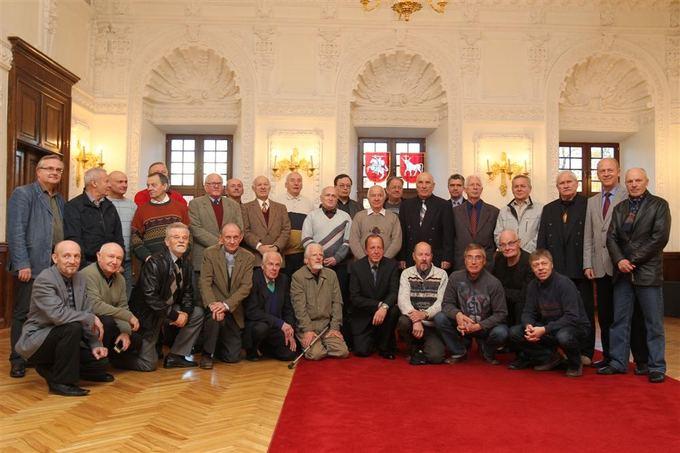 Eriko Ovčarenko/15min.lt nuotr./Jazz musicians now, in Kaunas City Hall