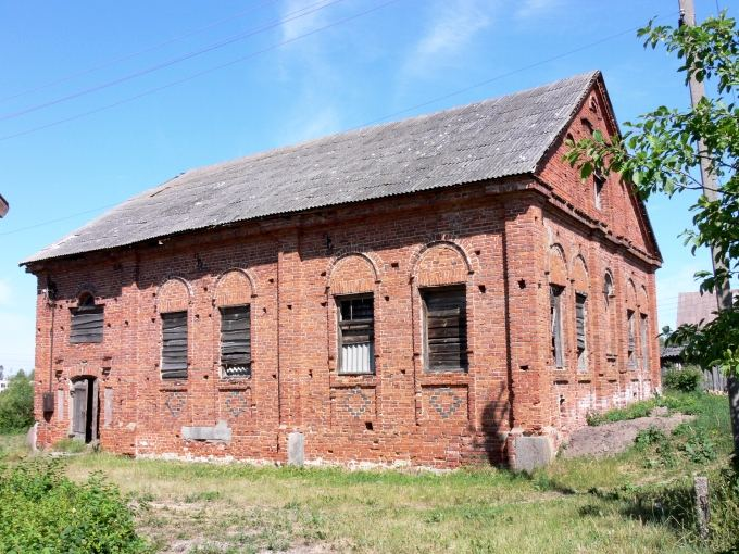 Ieva Valeikaitė/Before the war, there were 500 brick synagogues in Lithuania.