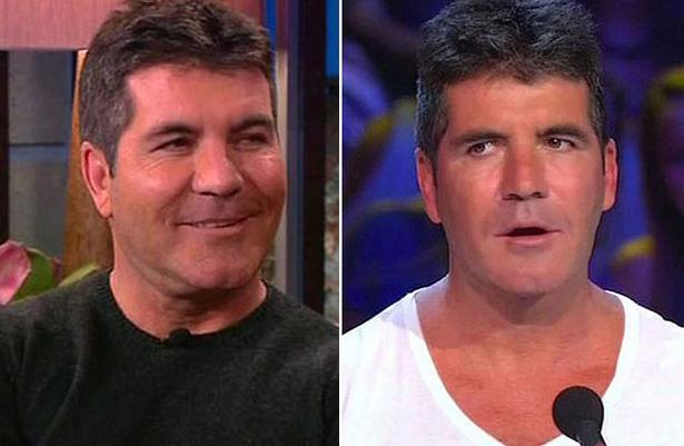Simono Cowello pokyčiai