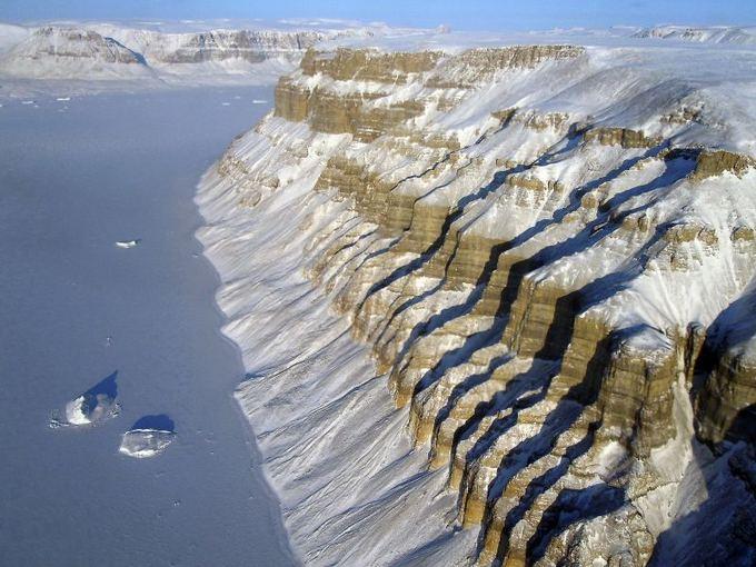 Scanpix nuotr./Grenlandijos kanjonai