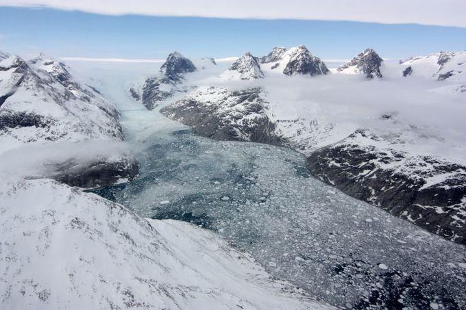 Scanpix nuotr./Grenlandijos peizažas