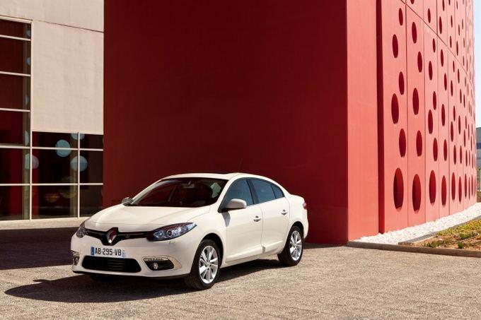 Gamintojo nuotr./Naujasis Renault Fluence