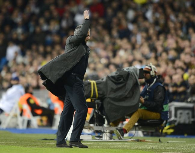 AFP/Scanpix nuotr./Rungtynių akimirka