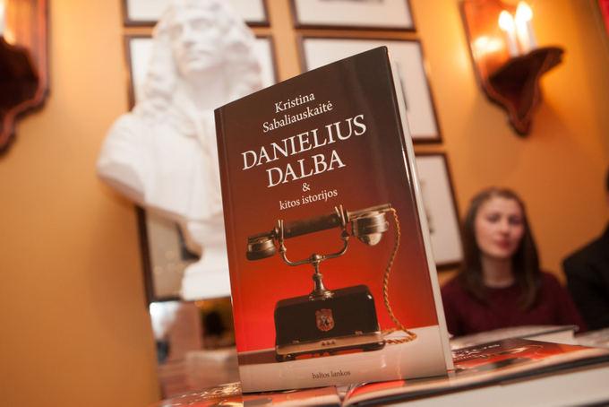 Juliaus Kalinsko/15 minučių nuotr./Kristinos Sabaliauskaitės knygos Danielius Dalba & kitos istorijos pristatymas