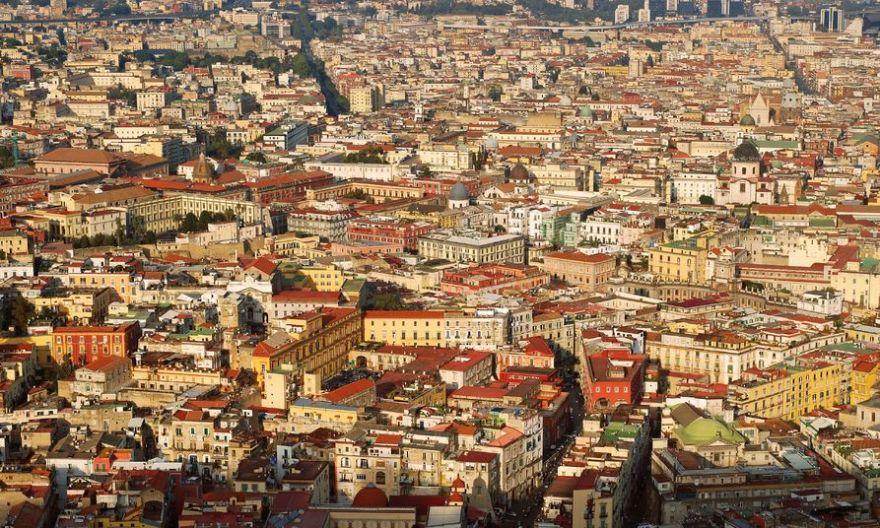 123rf.com nuotr./Neapolis kylant saulei