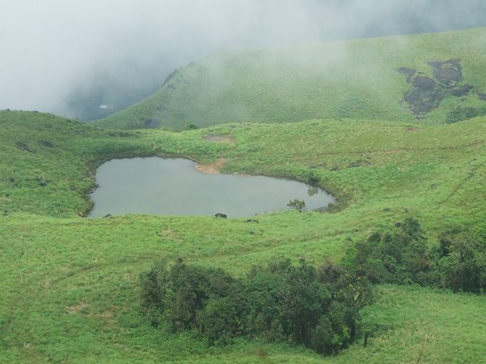 blogger.com nuotr./`irdies formos ežeras Indijoje