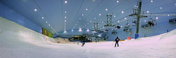 Filipe Fortes nuotr./Dubajus. 10 ailčiausių pasaulio kalnų slidinėjimo kurortų