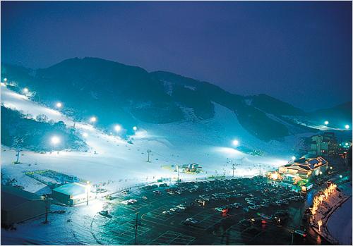 VisitKorea.com/Sadžo. 10 ailčiausių pasaulio kalnų slidinėjimo kurortų