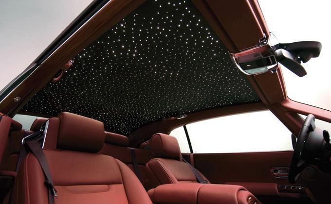 Gamintojo nuotr./Rolls-Royce Phantom Coupe
