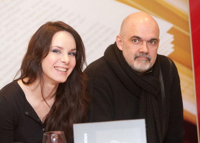 Gretos Skaraitienės/Žmonės.lt nuotr./Valda Bičkutė ir Maris Martinsonas