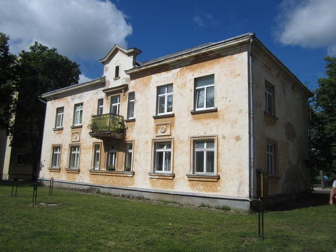 Daugiabučio Atgimimo g. 29 Ignalinoje gyventojai jau pritarė atnaujinimo...