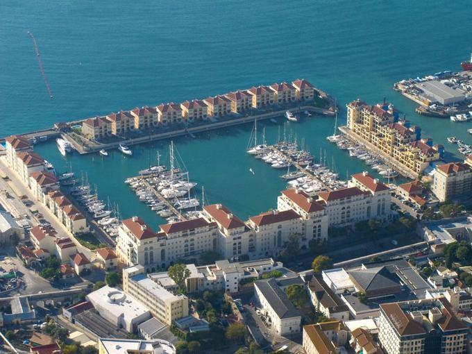 Gibraltaro prieplauka