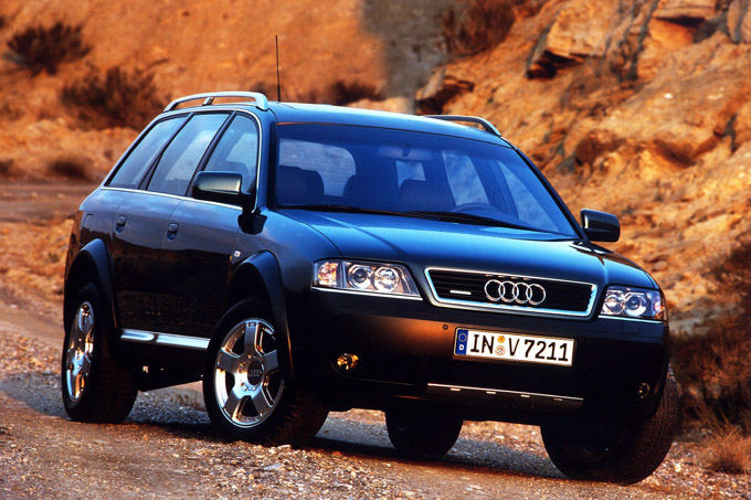 Gamintojo nuotr./Audi A6 Allroad Quattro