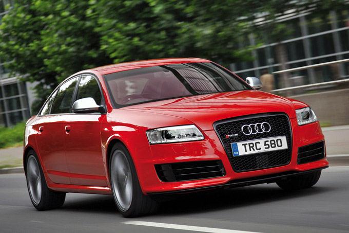 Gamintojo nuotr./Audi RS6