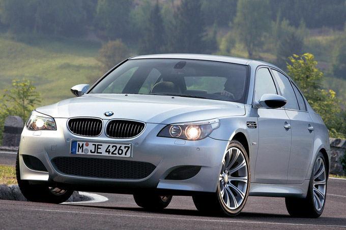 Gamintojo nuotr./BMW M5