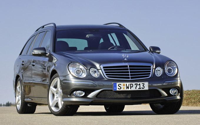 Gamintojo nuotr./Mercedes-Benz E klasė