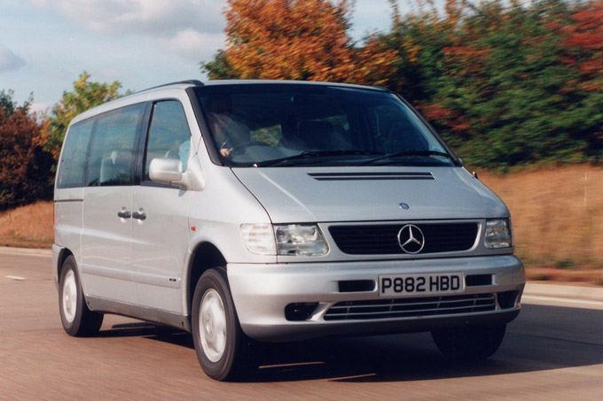 Gamintojo nuotr./Mercedes-Benz V klasė