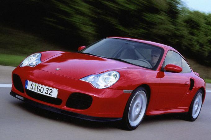 Gamintojo nuotr./Porsche 911 (996)