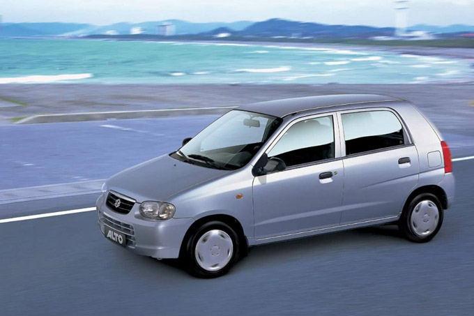 Gamintojo nuotr./Suzuki Alto