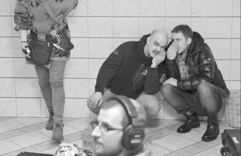 Maris Martinsons ir Egidijus Dragūnas-Selas