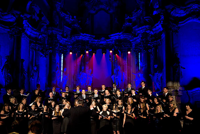 Bel Canto nuotr./Choras Bel Canto