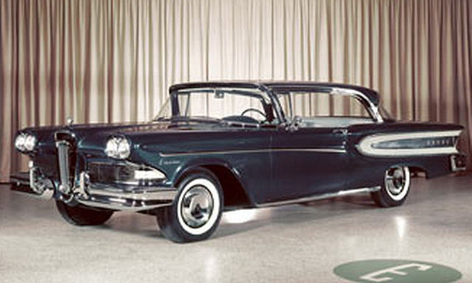 Gamintojo nuotr./Ford Edsel