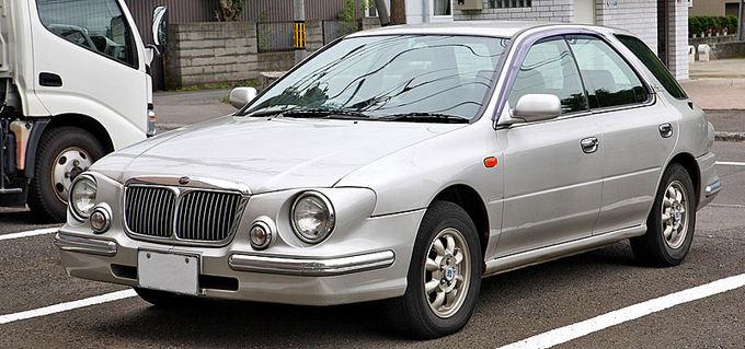 Wikipedia.org nuotr./Subaru Impreza Casablanca