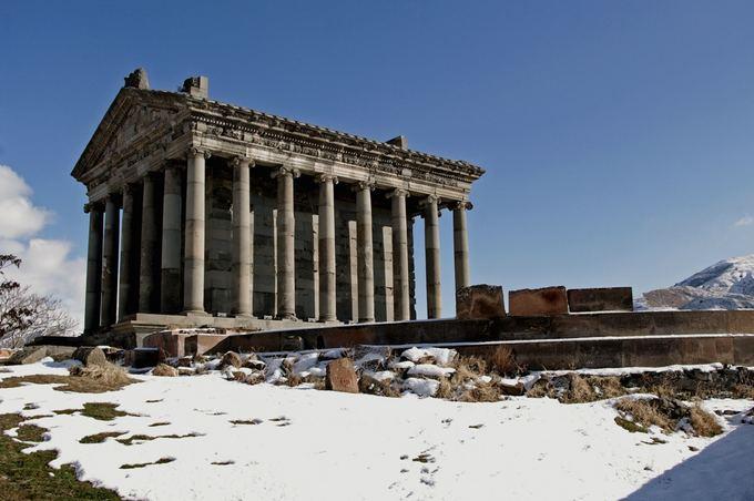V.Samarinaitės nuotr./`ventykla Armėnijoje