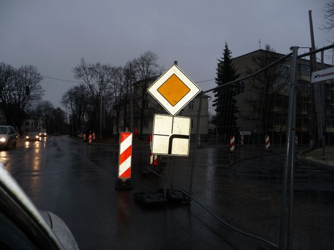 Kaunas.lt nuotr./Parodos gatvė