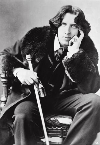 Rašytojas Oscaras Wilde'as