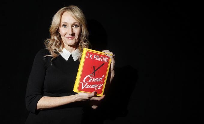 Reuters/Scanpix nuotr./Joanne Rowling